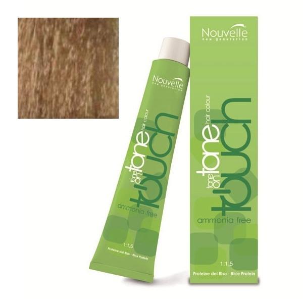 Купить Краска для волос Nouvelle Nouvelle, Крем-краска для волос Nouvelle Touch 9.39 песочный 60 мл
