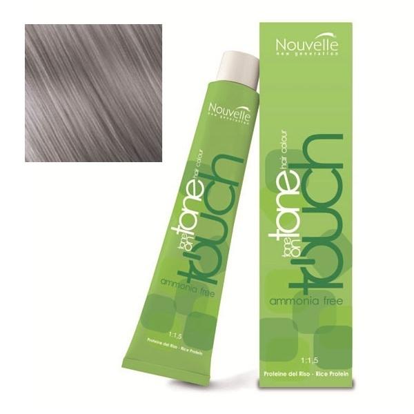 Купить Краска для волос Nouvelle Nouvelle, Крем-краска для волос Nouvelle Touch 9.71 алебастровый 60 мл
