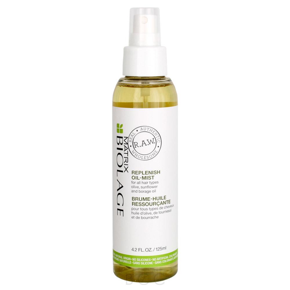 Купить Масла для волос Matrix, Масло-вуаль Matrix Biolage R.A.W. для всех типов волос 125 мл