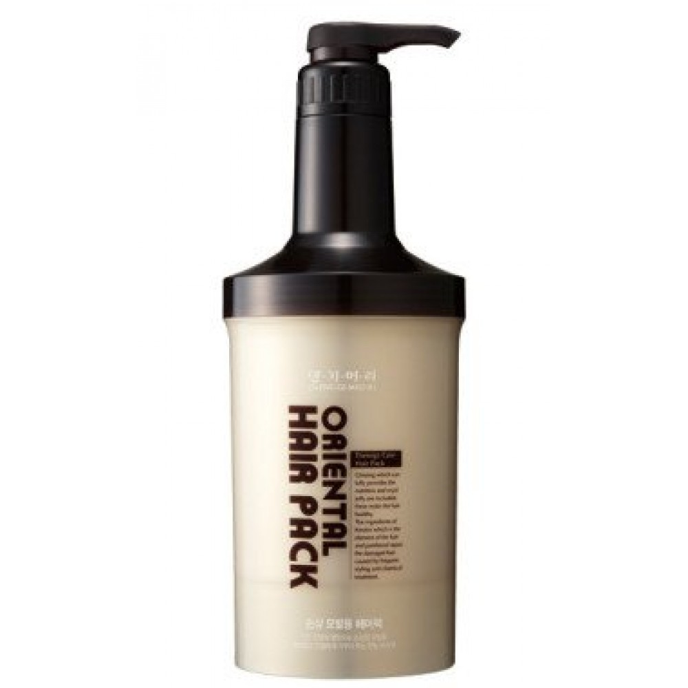 Купить Маски для волос Daeng Gi Meo Ri, Маска для волос Daeng Gi Meo Ri Oriental травяная для поврежденных волос 1000 мл