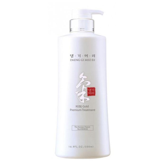 Купить Кондиционеры для волос Daeng Gi Meo Ri, Кондиционер Daeng Gi Meo Ri Ki Gold Premium Treatment увлажняющий 500 мл