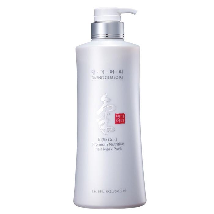 Купить Маски для волос Daeng Gi Meo Ri, Маска для волос Daeng Gi Meo Ri Ki Gold Premium универсальная 500 мл