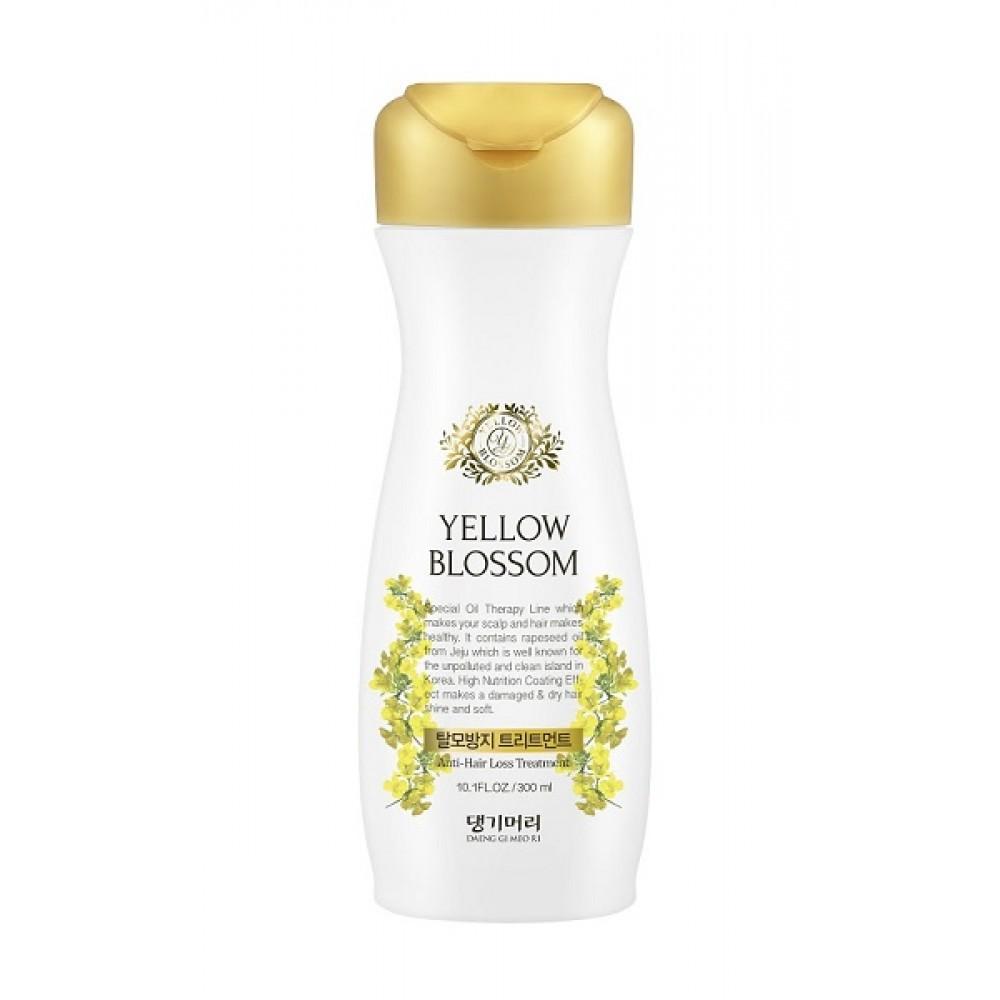 Купить Кондиционеры для волос Daeng Gi Meo Ri, Кондиционер Daeng Gi Meo Ri Yellow Blossom без сульфатов против выпадения волос 300 мл