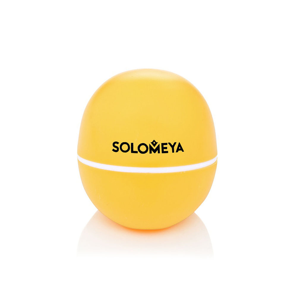 Купить Помады Solomeya, Бальзам для губ Solomeya Lip Balm Banana с ароматом Банана 7 г