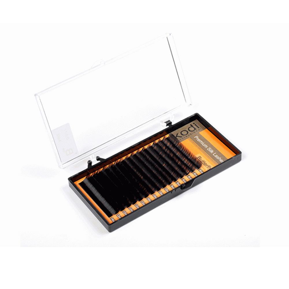 Купить Наращивание бровей и ресниц Kodi, Ресницы накладные Kodi Butterfly С 0.05