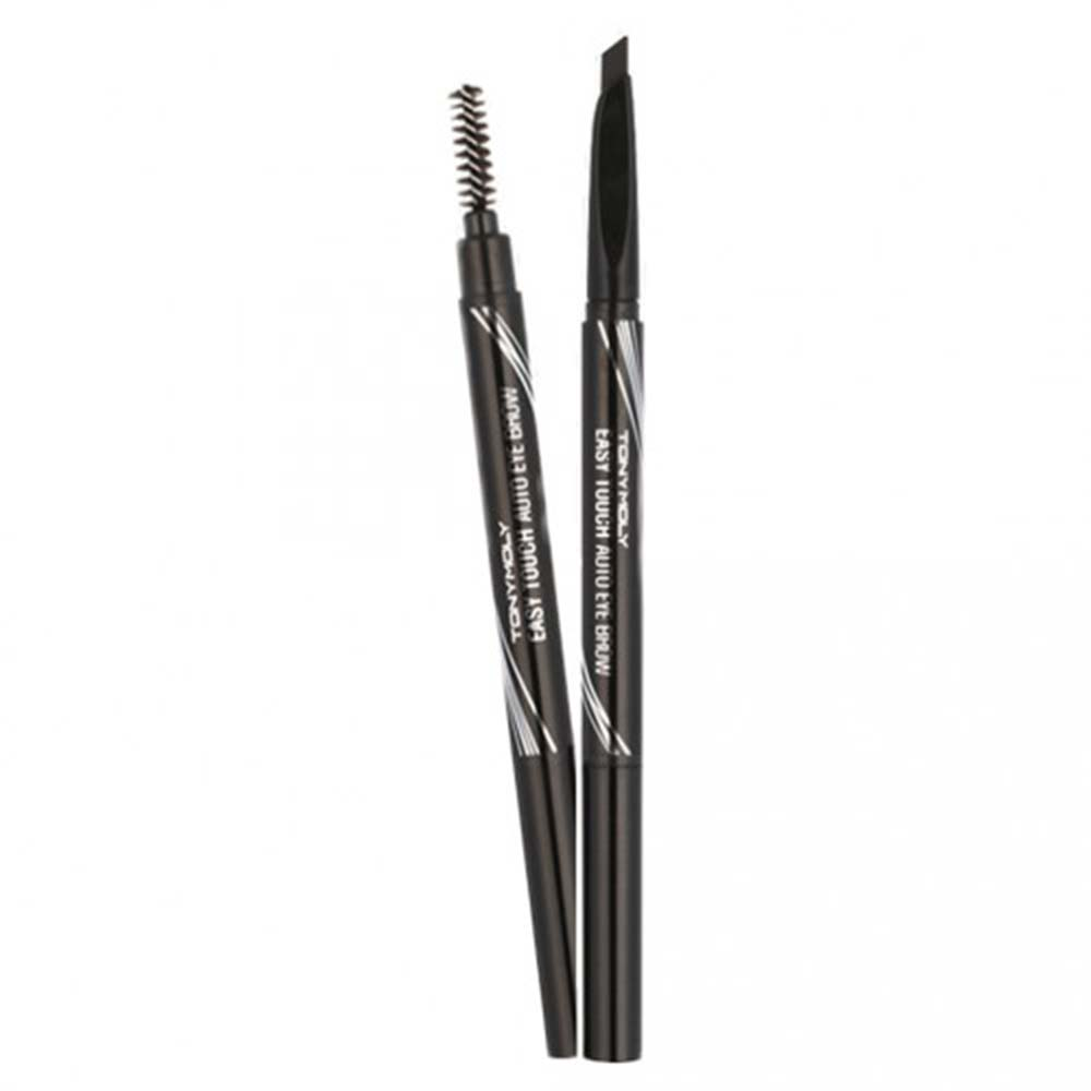 Купить Карандаши Tony Moly, Карандаш для бровей Tony Moly Easy Touch Auto Eyebrow 01 Black 0, 4 г