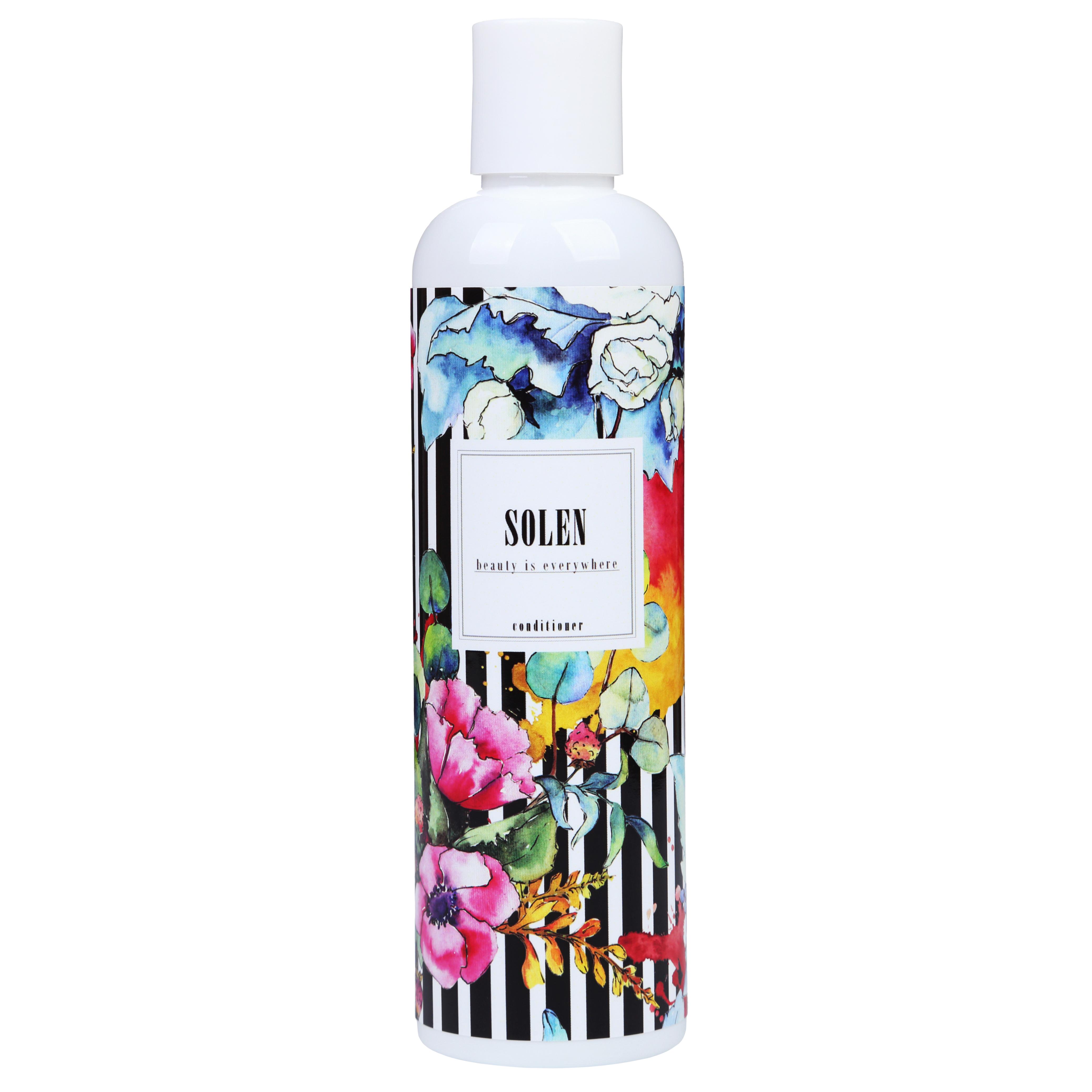 Купить Кондиционеры для волос Solen, Кондиционер для волос Solen Мягкость и восстановление 250 мл