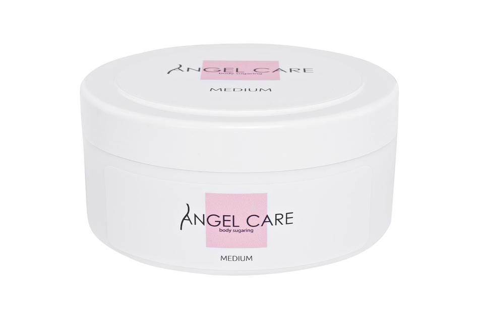 Купить В банке Angel Care, Сахарная паста Angel Care Medium 400 г