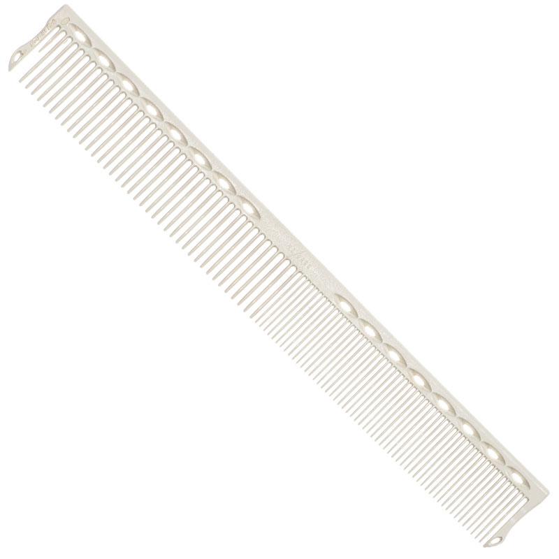 Купить Гребни Y.S.Park, Гребень Y.S.Park 320 Cutting Combs для стрижки 200 мм White