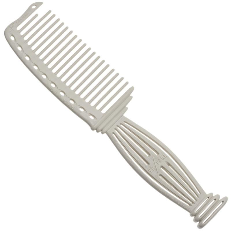 Купить Гребни Y.S.Park, Гребень Y.S.Park 606 Parthenon Comb 225 мм White