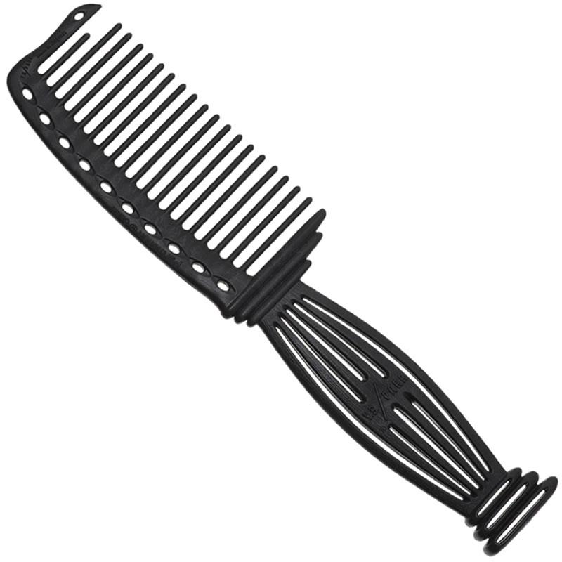 Купить Гребни Y.S.Park, Гребень Y.S.Park 606 Parthenon Comb 225 мм Black