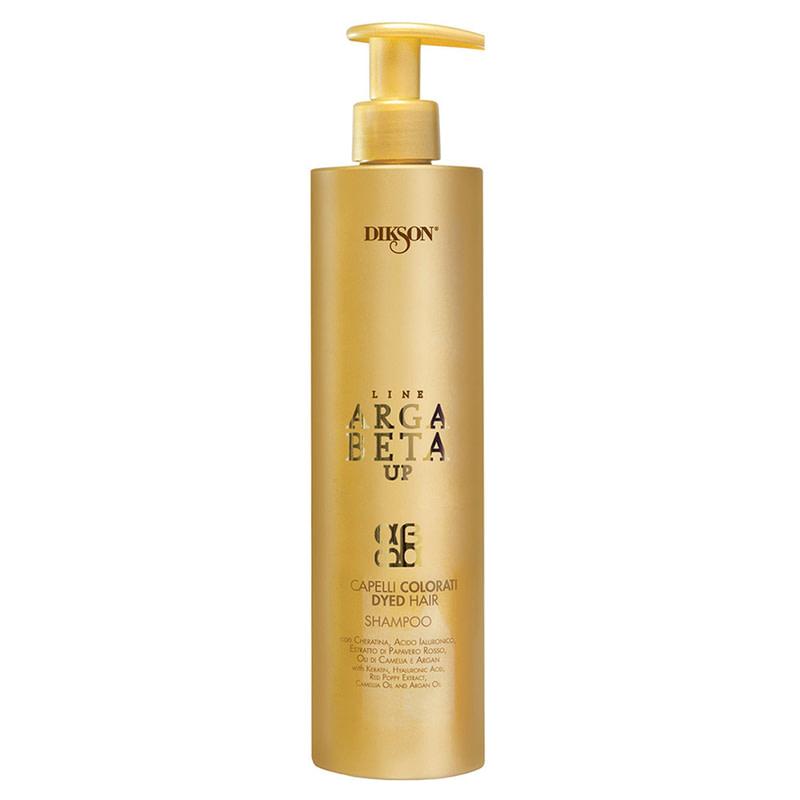Купить Шампуни Dikson, Шампунь Dikson Argbeta Up Capelli Colorati восстанавливающий для окрашенных волос 1000 мл