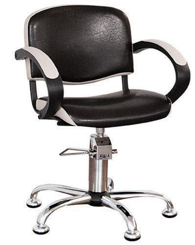 Купить Парикмахерская мебель Mebel Studio, Парикмахерское кресло Mebel Studio Элиза черное