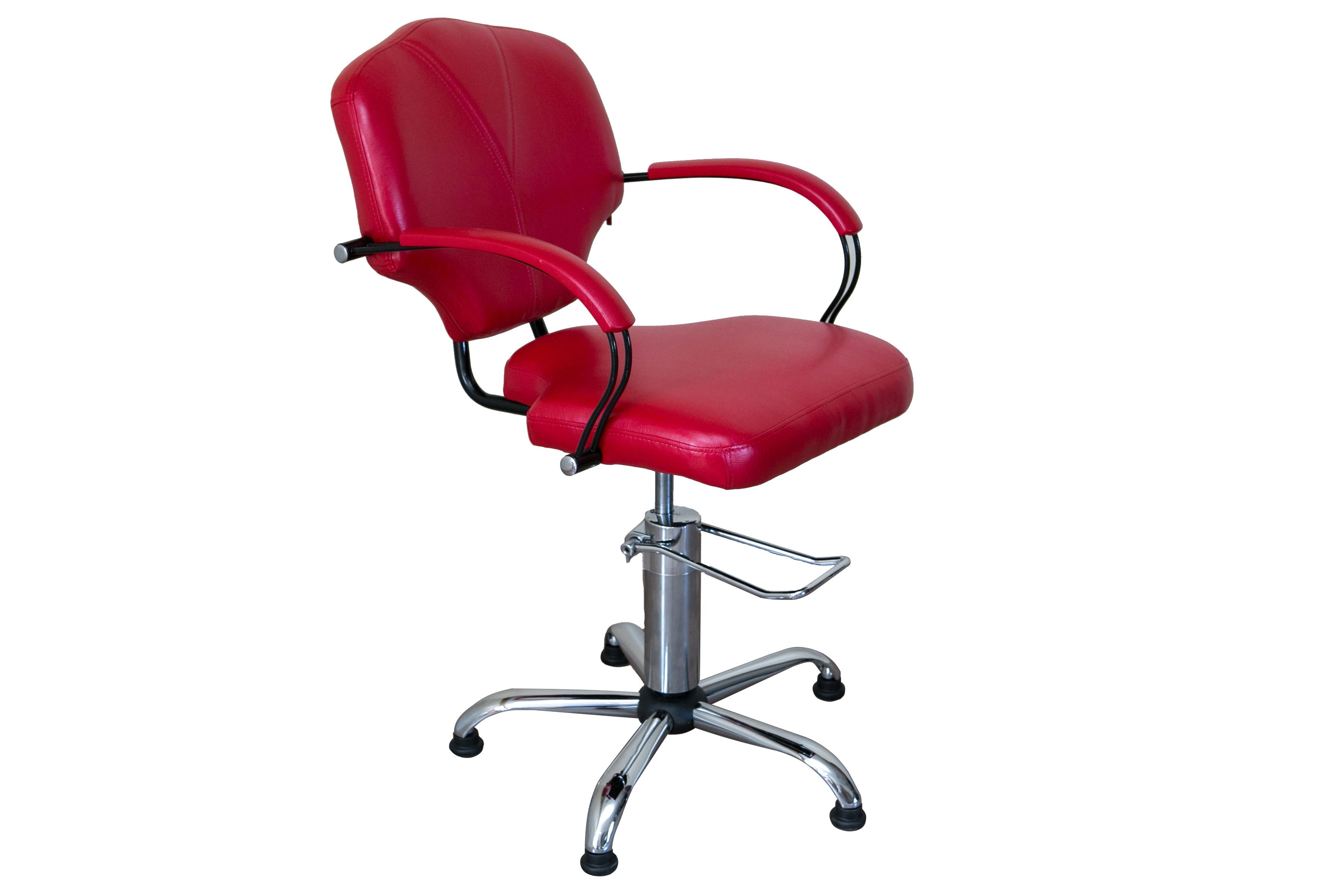 Купить Парикмахерская мебель Mebel Studio, Парикмахерское кресло Mebel Studio Нарцисс
