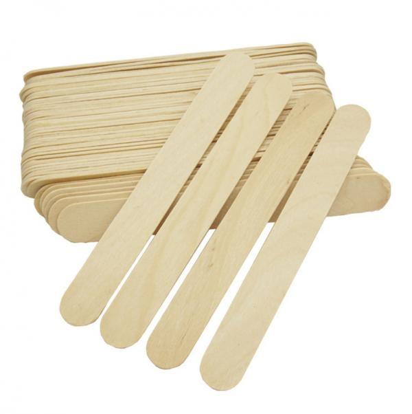 silk & soft Шпатель деревянный Silk Soft обычный 100 шт 116938