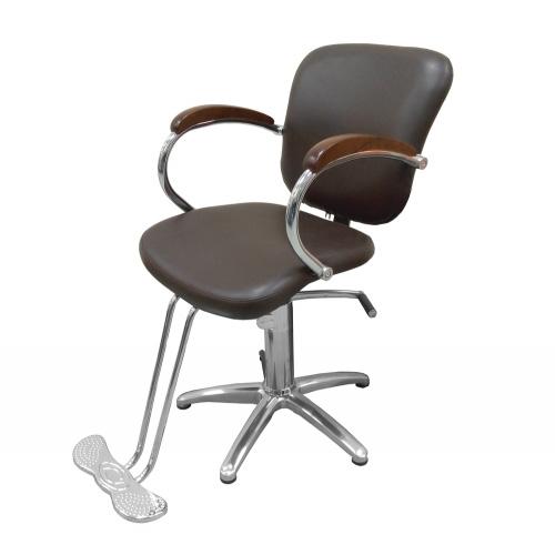 Купить Парикмахерская мебель Tico, Кресло парикмахерское Tico BM 68127 на гидравлическом подъемнике