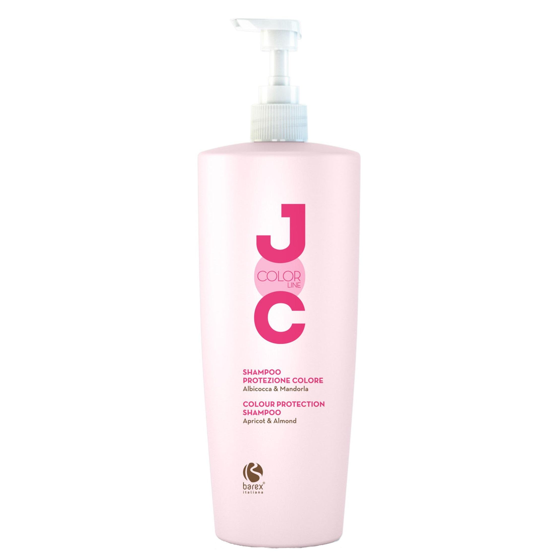 Купить Шампуни Barex, Шампунь Barex Italiana Joc Color Line для окрашенных волос с маслом сладкого миндаля и абрикоса 1000