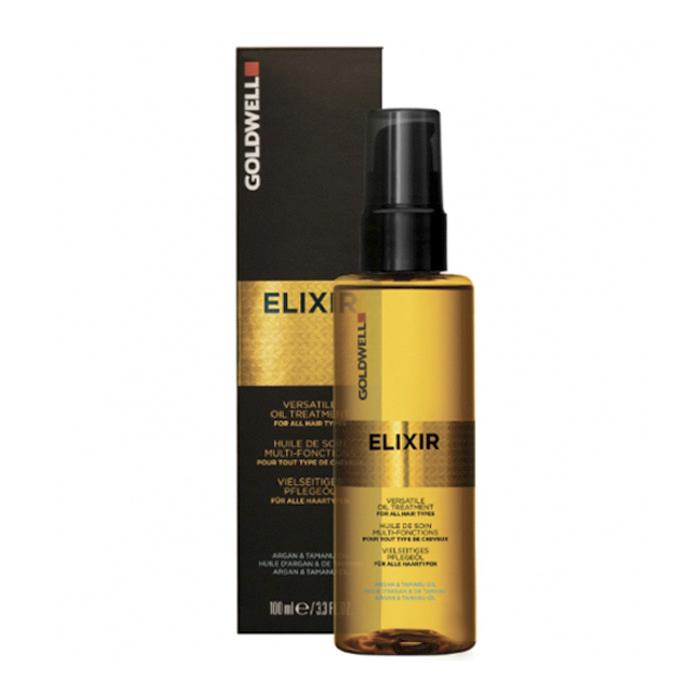 Купить Масла для волос Goldwell, Масло Goldwell Elixir Versatile для всех типов волос 100 мл