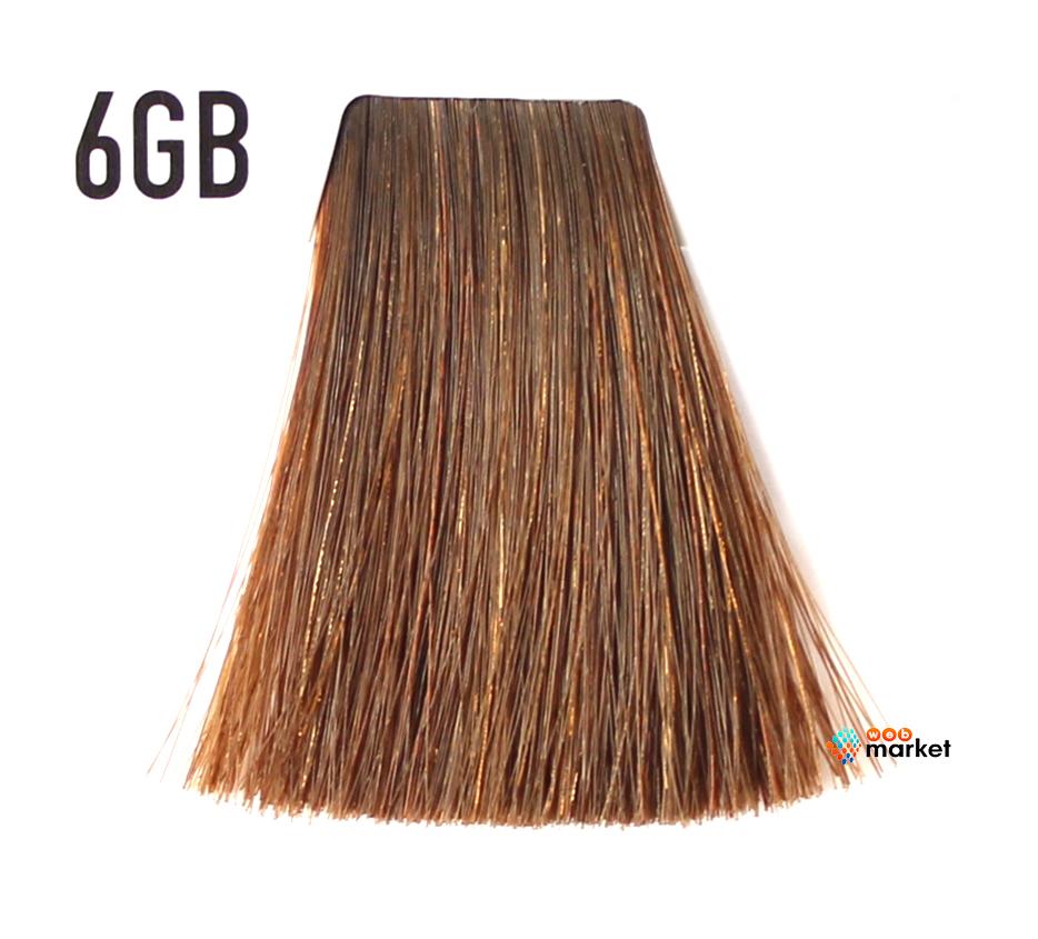 Краски для волос Goldwell, Краска для волос Goldwell Topchic 6GB темный золотисто-коричневый блондин 60 мл  - купить со скидкой