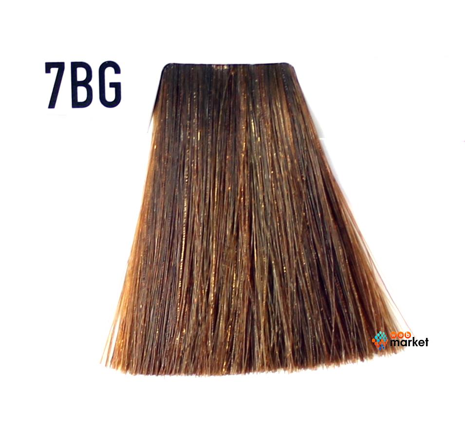 Купить Краски для волос Goldwell, Краска для волос Goldwell Topchic 7BG средний коричнево-золотистый блондин 60 мл