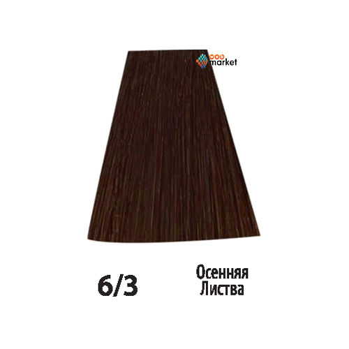 Купить Краска для волос Acme-Professional Acme-Professional, Краска для волос Acme-Professional Beauty Plus 6/3 осенняя листва 75 мл