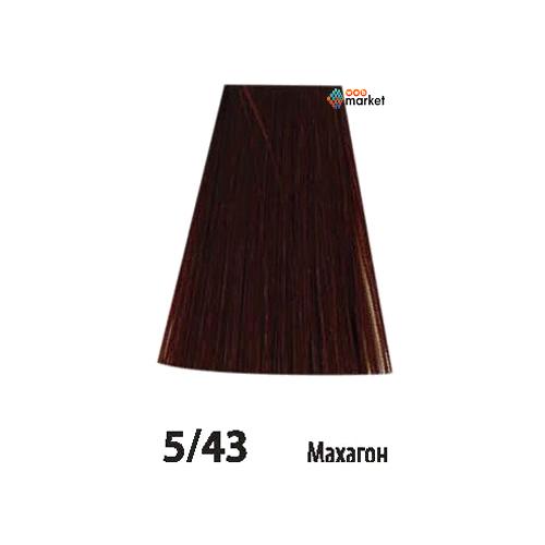 Краска для волос Acme-Professional Acme-Professional, Краска для волос Acme-Professional Beauty Plus 5/43 махагон 75 мл  - купить со скидкой