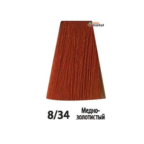 Купить Краска для волос Acme-Professional Acme-Professional, Краска для волос Acme-Professional Beauty Plus 8/34 медно-золотистый 75 мл