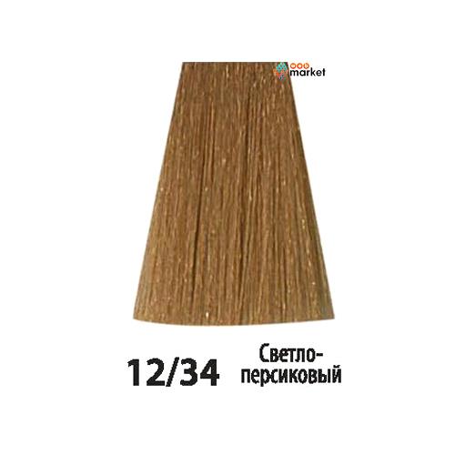 Купить Краски для волос Acme-Professional, Краска для волос Acme-Professional Beauty Plus 12/34 светло-персиковый 75 мл