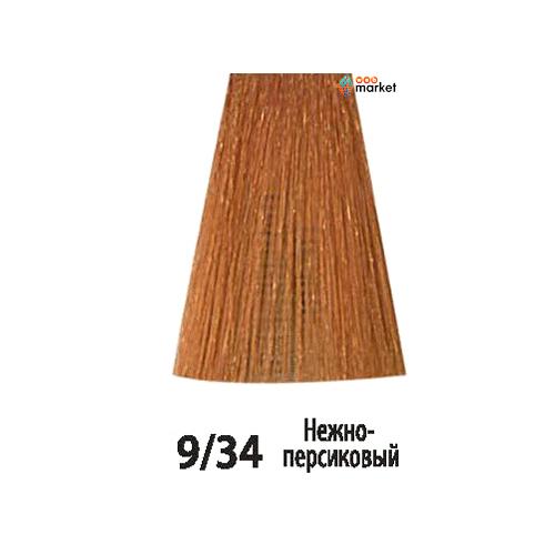 Купить Краски для волос Acme-Professional, Краска для волос Acme-Professional Beauty Plus 9/34 нежно-персиковый 75 мл