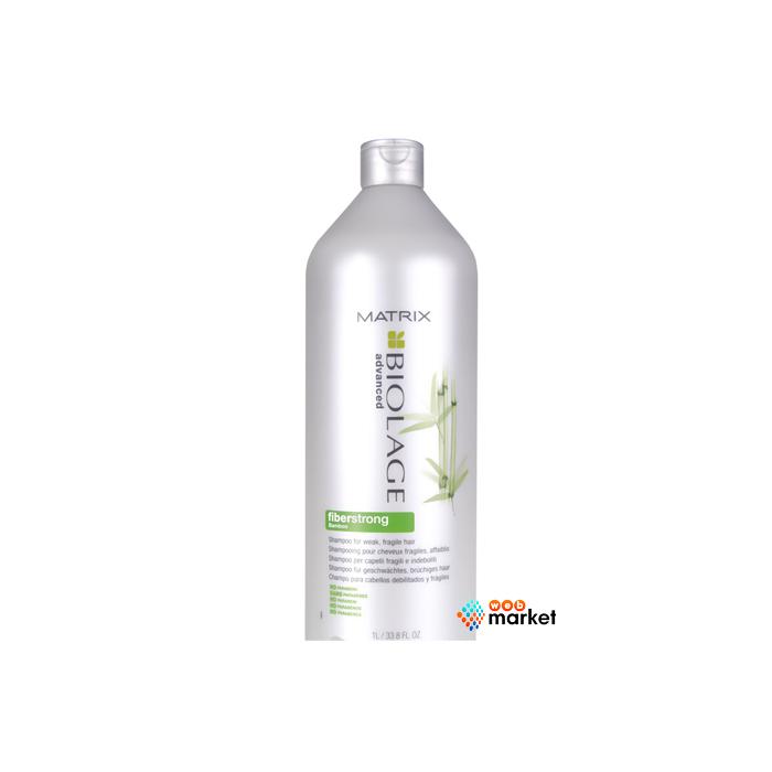 Купить Шампуни Matrix, Шампунь Matrix Biolage Advanced FiberStrong для ослабленных волос 1000 мл