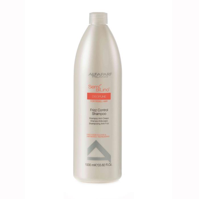 Купить Шампуни Alfaparf, Разглаживающий шампунь Alfaparf Semi Di Lino Discipline для непослушных волос 1000 мл