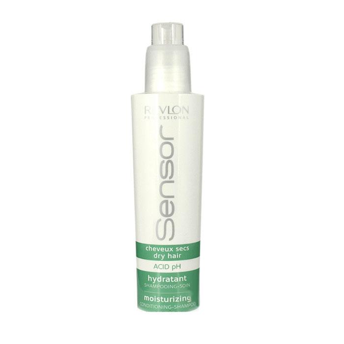 Купить Шампуни Revlon professional, Шампунь-кондиционер Revlon Professional Sensor Moisturizing для сухих волос 200 мл