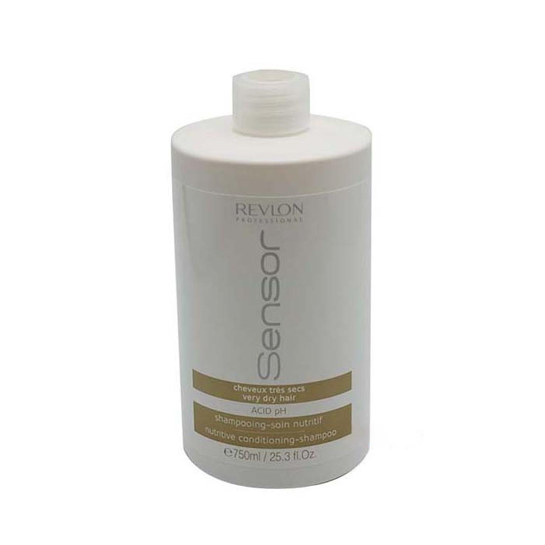 Шампунь-кондиционер Revlon Professional Sensor Nutritive для очень сухих волос 750 мл