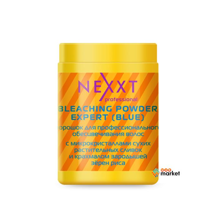 Купить Осветляющие пудры NEXXT Professional, Осветляющий порошок Nexxt Professional голубой в банке 500 г