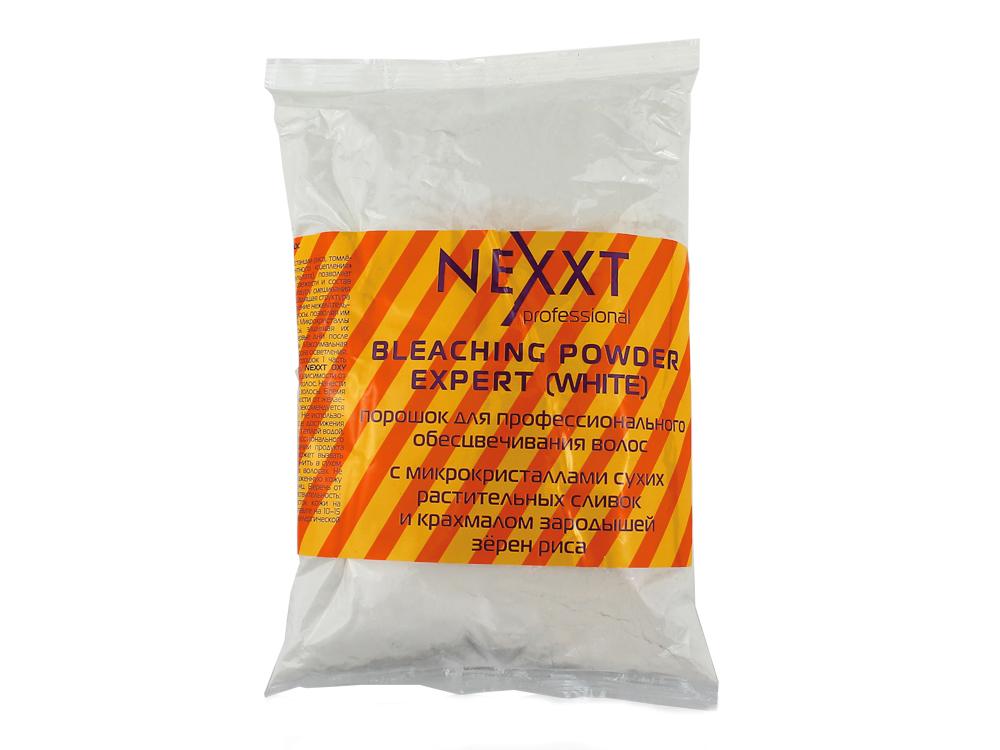 Купить Осветляющие пудры NEXXT Professional, Осветляющий порошок Nexxt Professional белый в пакете 500 г
