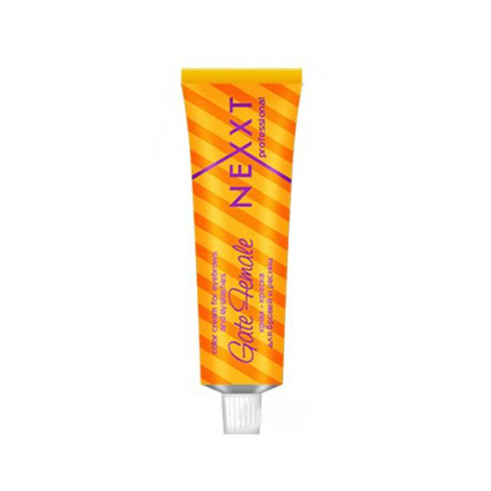 Купить Краски для бровей и ресниц NEXXT Professional, Краска для бровей и ресниц Nexxt Professional кориневый 50 мл