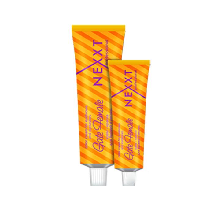 Купить Краски для бровей и ресниц NEXXT Professional, Краска для бровей и ресниц Nexxt Professional в наборе черный 20 + 10 мл