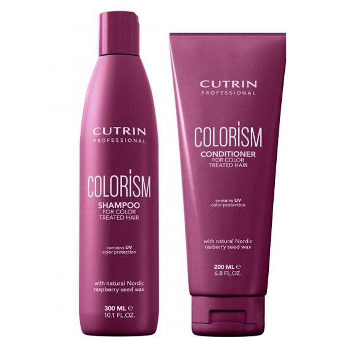 Купить Шампуни Cutrin, Набор Cutrin №15 Color ISM Set для окрашенных волос 500 мл