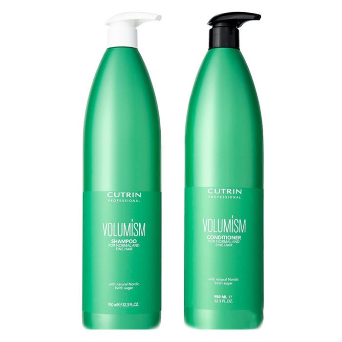 Купить Шампуни Cutrin, Набор Cutrin №20 Volume ISM Proff Set для объема волос 2000 мл