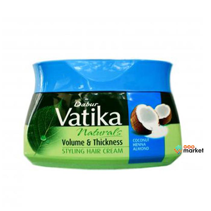 dabur Крем для волос Vatika для объема 210 мл