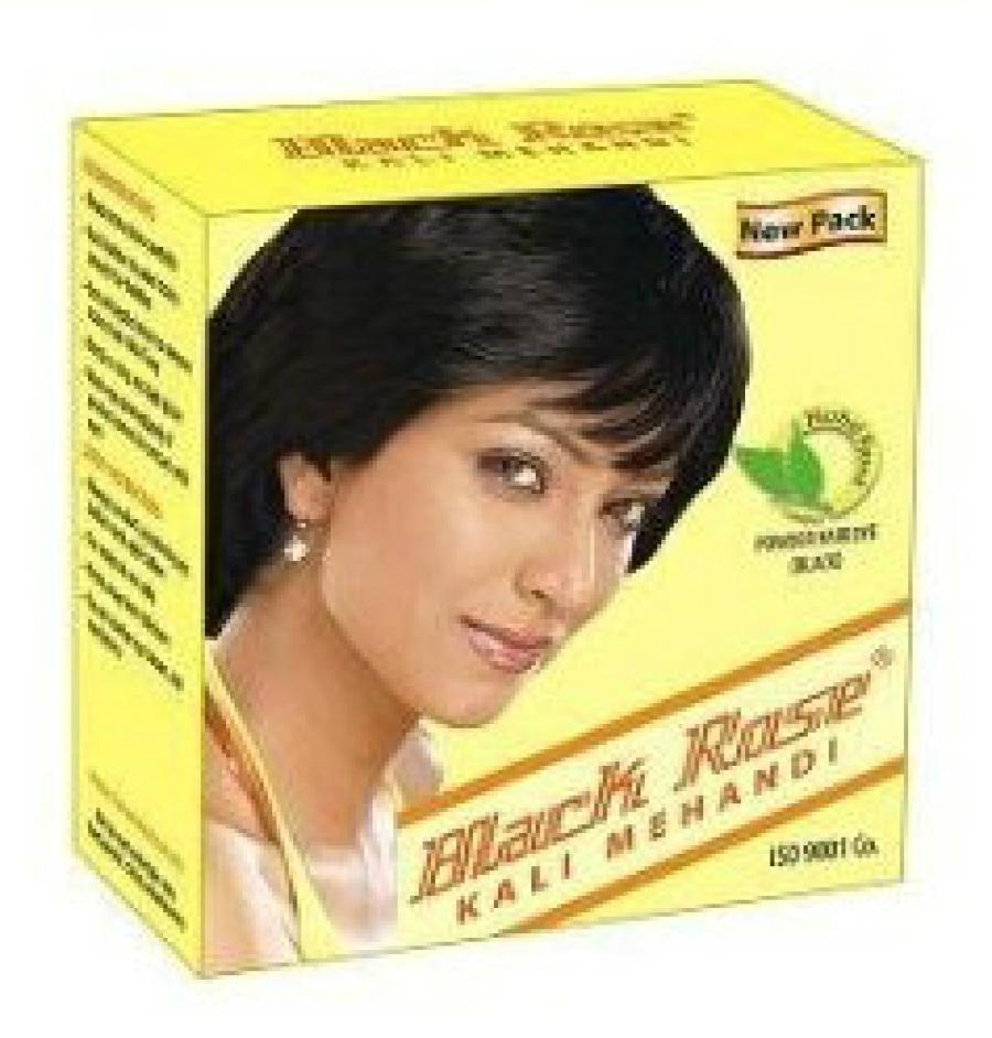 Купить Краска для волос Color Mate Color Mate, Краска для волос Color Mate Black Rose Kali Mehandi 50 г