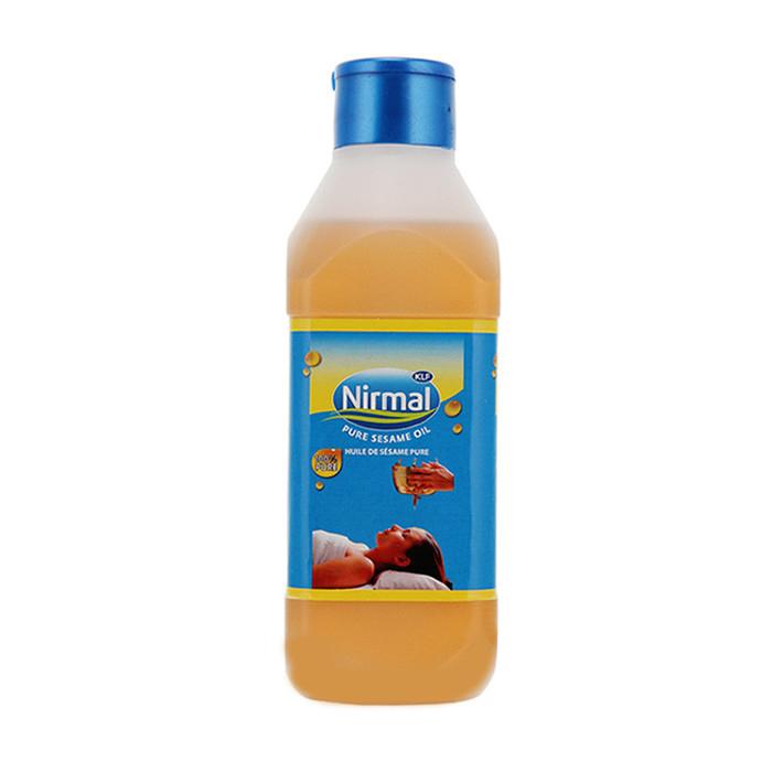 Купить Масла для волос KLF Nirmal Industries, Масло для волос и тела KLF Nirmal Industries кунжутное 200 мл