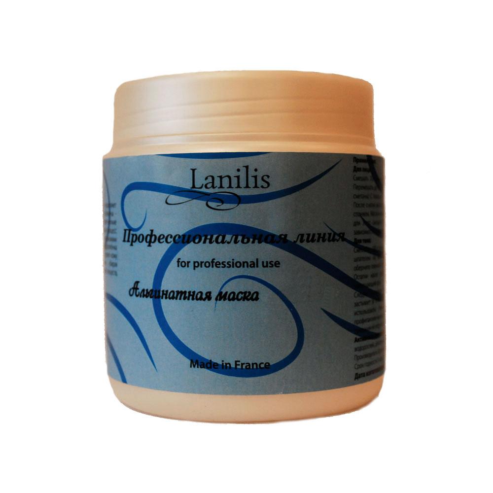 Купить Маски для лица Lanilis, Альгинатная маска Lanilisс розмарином и розовой глиной 200 г