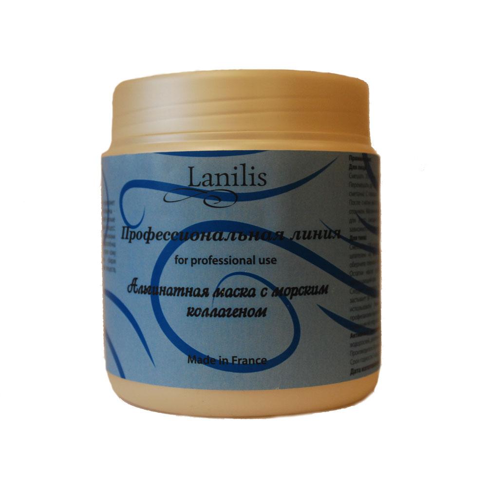 Купить Маски для лица Lanilis, Альгинатная маска Lanilis с коллагеном 200 г