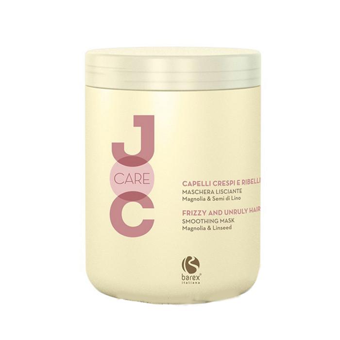 Купить Маски для волос Barex, Крем-маска для волос Barex Italiana Joc Care разглаживающая с маслом семян льна и магнолии 1000 мл