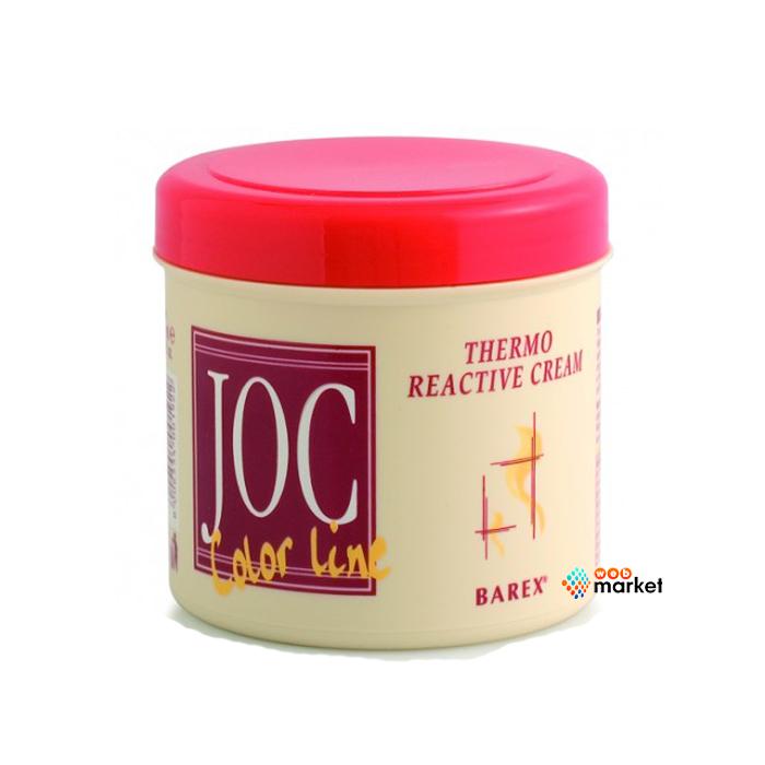 Купить Термозащита волос Barex, Крем Barex Italiana Joc Color Line Thermo Reactive термо-активний 500 мл