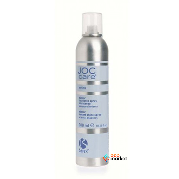 Купить Стайлинг волос Barex, Лосьон-блеск для волос Barex Italiana Joc Care с экстрактом восточных эссенций 300 мл