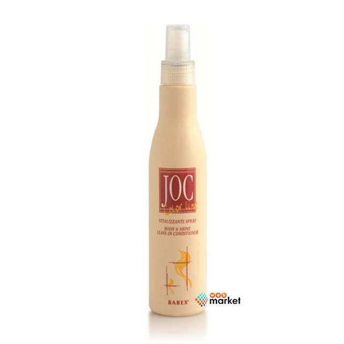 Купить Кондиционеры для волос Barex, Кондиционер несмываемый Barex Italiana Joc Color Line для объема и блеска 250 мл