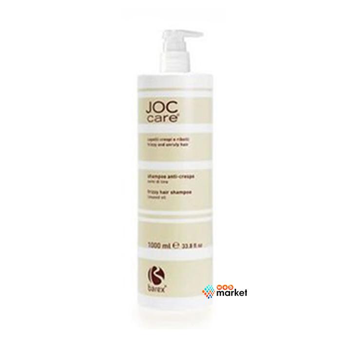 Купить Шампуни Barex, Шампунь Barex Italiana Joc Care для вьющихся волос с маслом семян льна 1000 мл