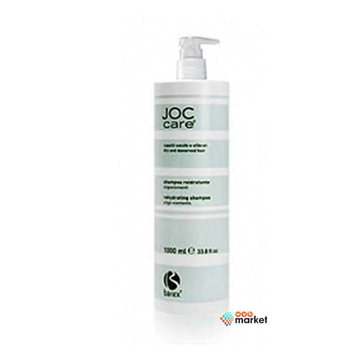 Купить Шампуни Barex, Шампунь Barex Italiana Joc Care увлажняющий с олигоэлементами для сухих и ослабленных волос 1000 мл